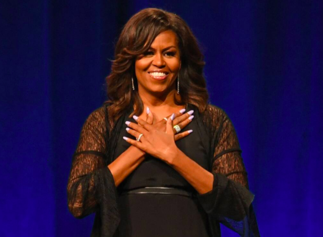 "Michelle Obama Shares Important Message Following Her ""Low-Grade Depression"" Announcement"