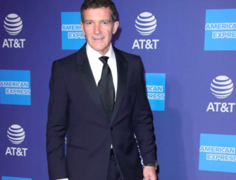 Antonio Banderas Is The Latest Celebrity To Be Diagnosed With The Coronavirus…ON HIS 60TH BIRTHDAY!