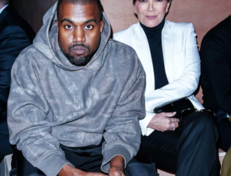 Kanye West And Kris Jenner Cool Again? West Praises Momager For Her Taste In Music