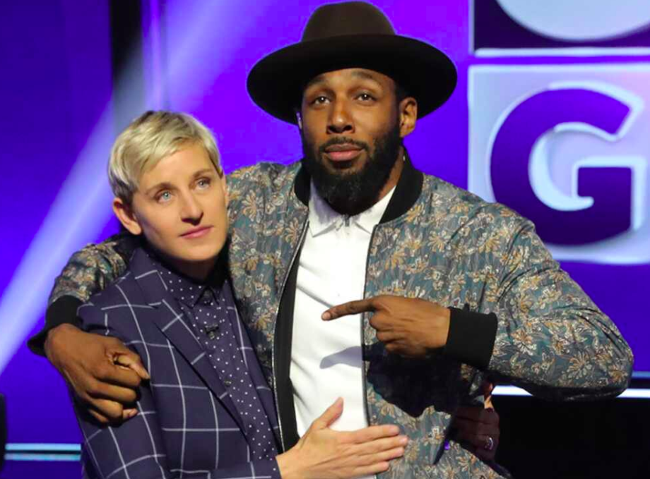 "Stephen ""tWitch"" Boss Defends Ellen DeGeneres, Says He Has Felt Nothing But Love On The Show"