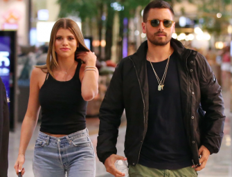 Scott Disick Vacations With Kourtney Kardashian As He Suffers Another Split With Sofia Richie