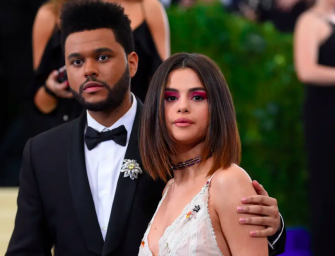 The Weeknd Reveals Writing Album After Selena Gomez Split Was 'Cathartic'