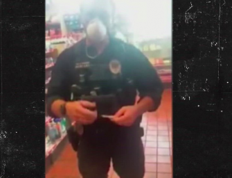 Racist Cops In Texas Interrogate Black Man For Using Multiple Cards At ATM