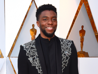 'Black Panther' Star Chadwick Boseman Has Died At The Age Of 43