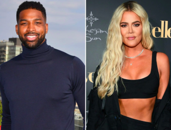 Scott Disick Seems To Confirm That Khloe Kardashian And Tristan Thompson Are Indeed Back Together