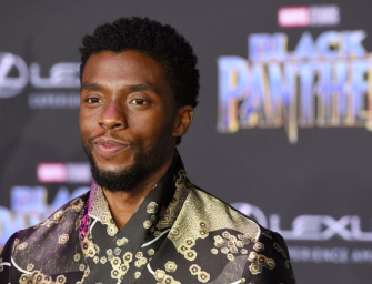 Several Stars Including Oprah Winfrey And Robert Downey Jr. Join Together To Pay Tribute To Chadwick Boseman