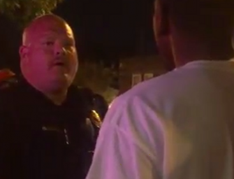 White Cop In South Carolina Has Been Suspended After Yelling The N-Word Twice During Bizarre Argument With Patrons Outside A Bar (VIDEO)