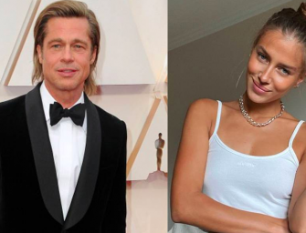 Wait, What? Brad Pitt's New 27-Year-Old Girlfriend Is Reportedly In An Open Marriage!