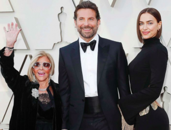 Bradley Cooper Hasn't Left The House In Months, Trying To Take Care Of His 80-Year-Old Mother