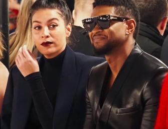 Usher Is About To Be A Father Again, Expecting First Child With Girlfriend Jenn Goicoechea
