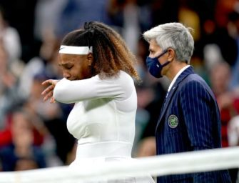Serena Williams Withdraws from Wimbledon After Heartbreaking Injury on Slippery Court Conditions