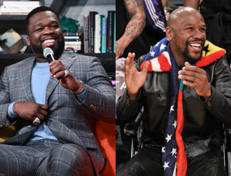 Was 50 Right? Is Floyd Mayweather Signing up for Fanmio an Indication of a Desperate Need for Money?