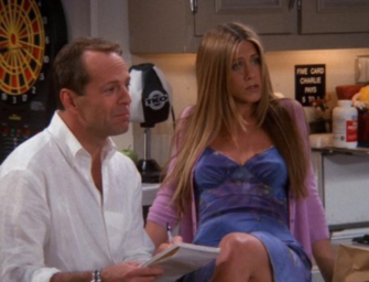 Jennifer Aniston Talks About The One 'Friends' Guest Star Who Was Incredibly Rude