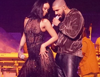 Drake Could Use A Long Hug After Rihanna Covers Up Their Matching Shark Tattoo