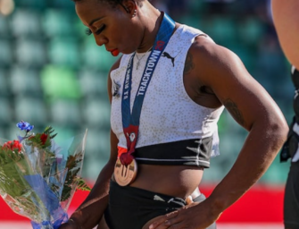 Olympic Hammer Thrower Gwen Berry Makes Her Name Known By Protesting National Anthem During Olympic Trials