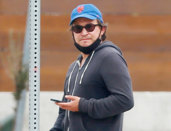 Remember '90s Heartthrob Jonathan Taylor Thomas? Well, He's Back In Hollywood For The First Time In Years