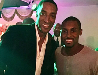 Scottie Pippen Talks About How Life Has Been Following The Death Of His Son Antron