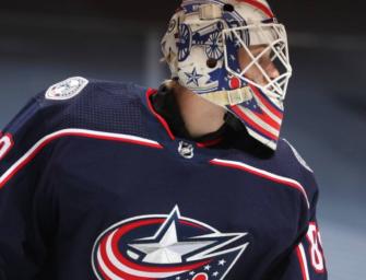 NHL Star Goalie Matiss Kivlenieks Has Died After Tragic Fireworks Malfunction