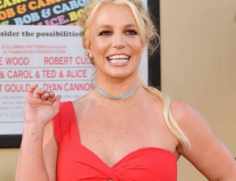 Britney Spears Is Feeling Optimistic About The Future After Members Of Her Inner Circle Resign From Conservatorship
