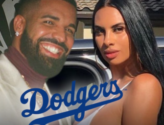 Drake Out Here Doing The Most, Rents Out Dodger Stadium For Date Night With New Boo