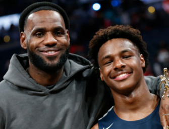 LeBron James Reveals How He Feels About His Son Making Sports Illustrated Cover At Younger Age Than Him
