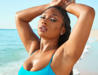 Megan Thee Stallion Becomes First Rapper To Cover Sports Illustrated, Check Out The Steamy Pic Inside!