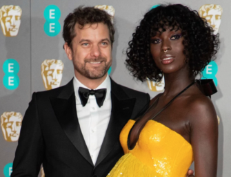 Surprise Twist! Joshua Jackson Says Jodie Turner-Smith Proposed To Him On New Year's Eve