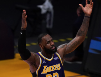REPORT: LeBron James Becomes First (ACTIVE) Billionaire In The NBA