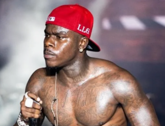 Rapper DaBaby In Some Trouble After Making Incredibly Dumb/Homophobic Comments At Rolling Loud