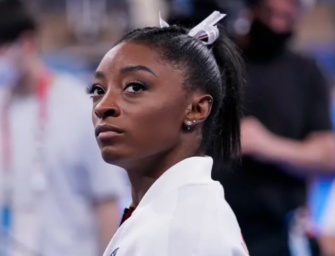 Simone Biles Drops Out Of Olympic Team Competition Citing Mental Health Concerns