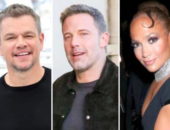 How Does Matt Damon Feel About Ben Affleck And Jennifer Lopez's Rekindled Romance?
