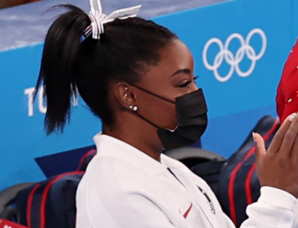 """Simone Biles Posts Video Showing How Her Mind And Body Are """"Simply Not In Sync"""""""
