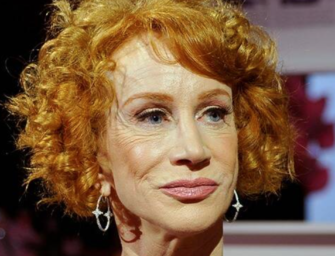 Kathy Griffin Reveals She Has Lung Cancer Despite Having Never Smoked