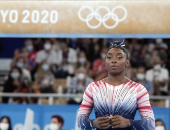 Simone Biles' Aunt Died Unexpectedly During Her Difficult Time At The Tokyo Olympics
