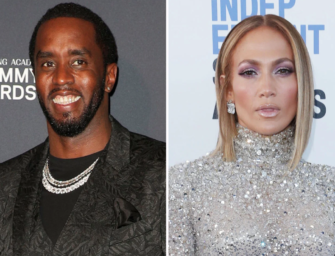 Diddy Claims There Was No Trolling Involved When He Posted Throwback Photo Of Jennifer Lopez