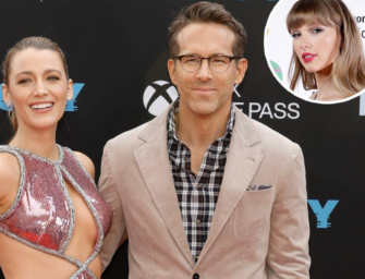 Ryan Reynolds Reveals How He Really Feels About Taylor Swift Using His Kids' Name In Her Song