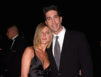 David Schwimmer's Rep Shoots Down Those Jennifer Aniston Dating Rumors