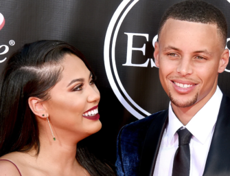Ayesha Curry Gushes Over Steph Curry, Reveals Major Turn-On About Him