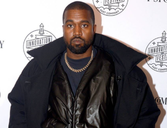 Kanye West Has Filed To Legally Change His Name To Ye