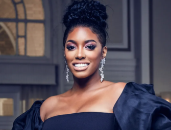 Porsha Williams Makes It Clear: If You Have A Big Butt, You Might Have A Little Gut!