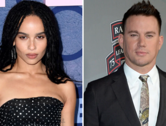 It's Official: Zoe Kravitz And Channing Tatum Are Dating, Sources Confirmed!