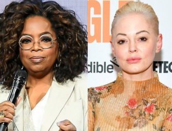 Rose McGowan And Twitter Are Coming After Oprah, Get The Details Inside!