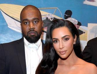 Kanye West Seemingly Admits To Cheating On Kim Kardashian In New Track