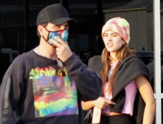 To The Next 19-Year-Old? Scott Disick And Amelia Hamlin Just Broke Up