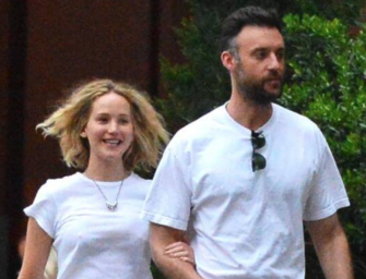 Jennifer Lawrence Is Expecting First Child With Her Husband Cooke Maroney