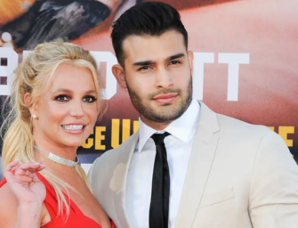 Britney Spears And Her Boo Sam Asghari Are Engaged…BUT IS THERE A PRENUP?
