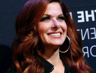 Debra Messing Continues To Whine Online, Throws Shade At Kim Kardashian Hosting SNL