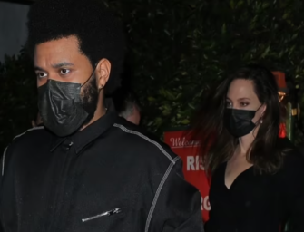 The Weeknd Is Apparently Cleaning Up After Brad Pitt, Goes On Second Date With Angelina Jolie
