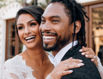 Wow! Miguel And Nazanin Mandi Split After Nearly 17 Years Together!