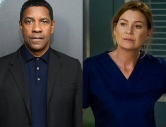 Ellen Pompeo Claims She Got Into Heated Argument With Denzel Washington On 'Grey's Anatomy' Set
